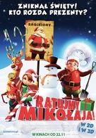 Saving Santa - Polish Movie Poster (xs thumbnail)