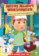 """""""Handy Manny"""" - German Movie Cover (xs thumbnail)"""