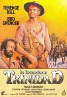 Lo chiamavano Trinità - Spanish DVD cover (xs thumbnail)