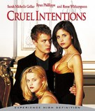 Cruel Intentions - Blu-Ray cover (xs thumbnail)