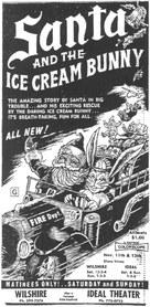 Santa and the Ice Cream Bunny - poster (xs thumbnail)