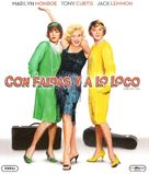 Some Like It Hot - Argentinian Blu-Ray movie cover (xs thumbnail)