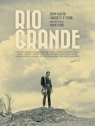 Rio Grande - French Re-release poster (xs thumbnail)
