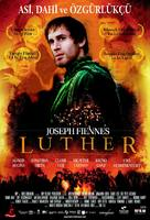 Luther - Turkish Movie Poster (xs thumbnail)