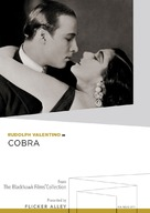 Cobra - DVD movie cover (xs thumbnail)