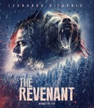 The Revenant - Blu-Ray movie cover (xs thumbnail)