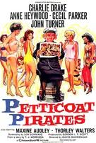 Petticoat Pirates - British Movie Poster (xs thumbnail)