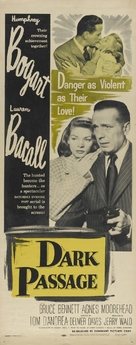 Dark Passage - Movie Poster (xs thumbnail)