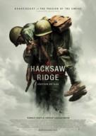 Hacksaw Ridge - Finnish Movie Poster (xs thumbnail)