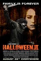 Halloween II - Canadian Movie Poster (xs thumbnail)