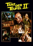 Evil Dead II - German Movie Cover (xs thumbnail)