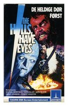 The Hills Have Eyes - Danish Movie Cover (xs thumbnail)