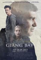 Black Butterfly - Vietnamese Movie Poster (xs thumbnail)