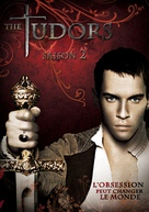 """The Tudors"" - French DVD movie cover (xs thumbnail)"