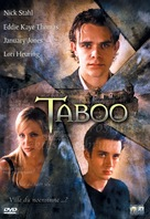 Taboo - Norwegian Movie Cover (xs thumbnail)