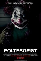 Poltergeist - British Movie Poster (xs thumbnail)