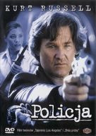 Dark Blue - Polish DVD movie cover (xs thumbnail)