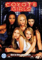 Coyote Ugly - Belgian DVD cover (xs thumbnail)
