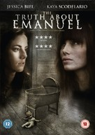 Emanuel and the Truth about Fishes - British Movie Cover (xs thumbnail)