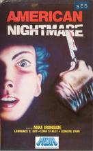 American Nightmare - British Movie Cover (xs thumbnail)