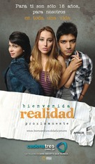 """Bienvenida Realidad"" - Mexican Movie Poster (xs thumbnail)"