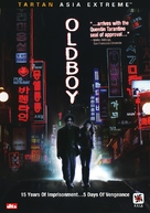 Oldboy - Movie Cover (xs thumbnail)