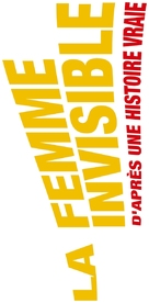 La femme invisible - French Logo (xs thumbnail)