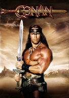 Conan The Barbarian - DVD movie cover (xs thumbnail)