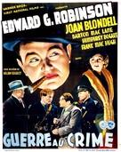 Bullets or Ballots - Belgian Movie Poster (xs thumbnail)