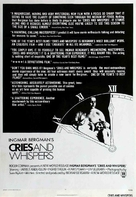 Viskningar och rop - Movie Poster (xs thumbnail)