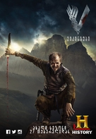 """Vikings"" - Georgian Movie Poster (xs thumbnail)"