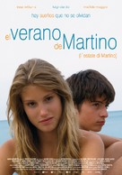 L'estate di Martino - Spanish Movie Poster (xs thumbnail)