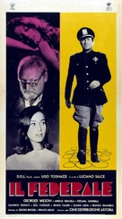 Il federale - Italian Movie Poster (xs thumbnail)