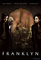Franklyn - Swedish DVD movie cover (xs thumbnail)