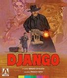 Django - Blu-Ray movie cover (xs thumbnail)