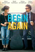 Begin Again - DVD cover (xs thumbnail)