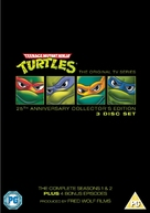 """Teenage Mutant Ninja Turtles"" - British DVD movie cover (xs thumbnail)"