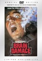 Brain Damage - DVD cover (xs thumbnail)