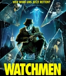 Watchmen - German Blu-Ray cover (xs thumbnail)