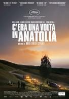 Bir zamanlar Anadolu'da - Italian Movie Poster (xs thumbnail)