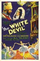 Der weiße Teufel - Movie Poster (xs thumbnail)