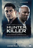 Hunter Killer - South African Movie Poster (xs thumbnail)