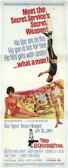 The Liquidator - Movie Poster (xs thumbnail)