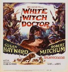 White Witch Doctor - Movie Poster (xs thumbnail)