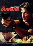 The Gunman - DVD cover (xs thumbnail)