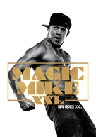 Magic Mike XXL - South Korean Movie Poster (xs thumbnail)
