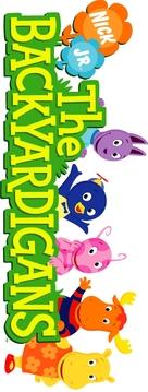 """The Backyardigans"" - Logo (xs thumbnail)"