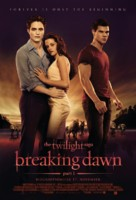 The Twilight Saga: Breaking Dawn - Part 1 - Danish Movie Poster (xs thumbnail)