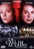 The House Next Door - Spanish Movie Cover (xs thumbnail)