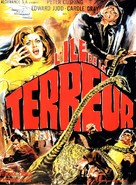 Island of Terror - French Movie Poster (xs thumbnail)